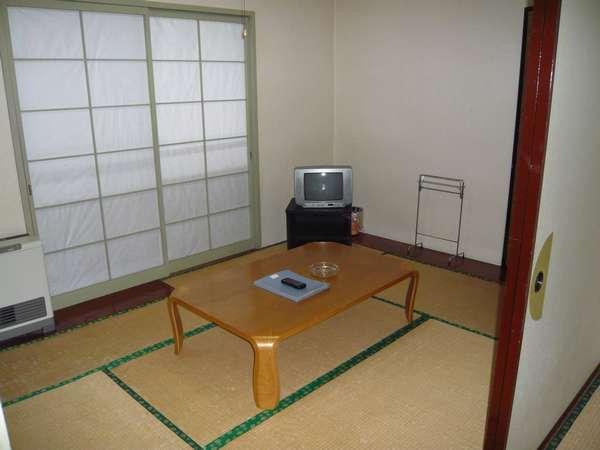 地上階 和室(2間)