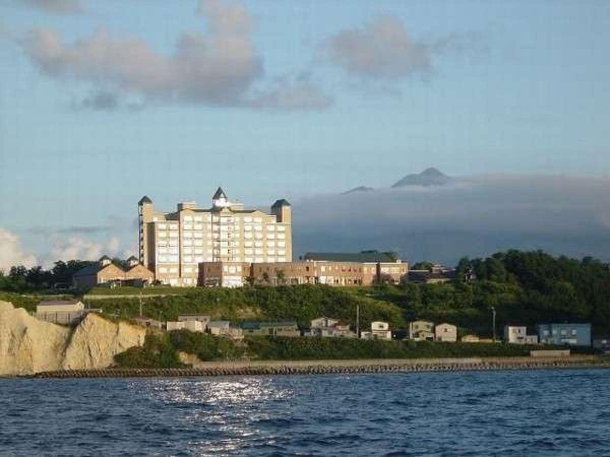 ※ホテルグランメール山海荘(全景)
