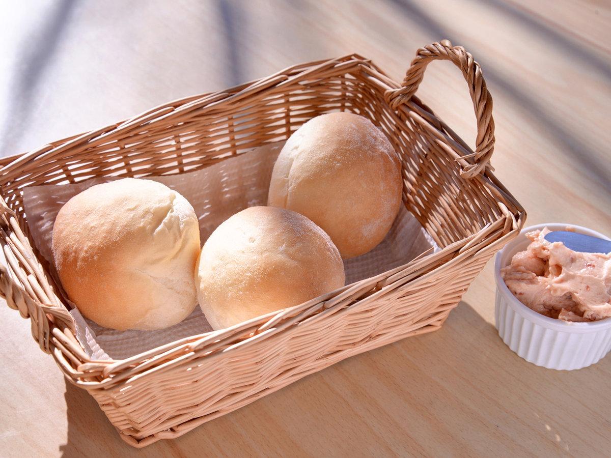 フワフワモッチモッチのパンはパンだけ買いたいとリピーター続出!