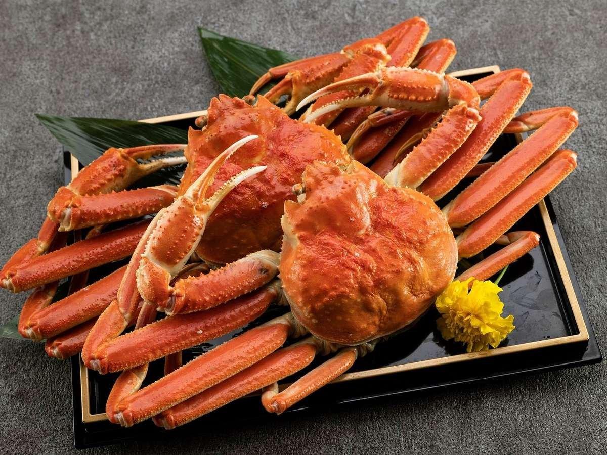 美味しい蟹♪