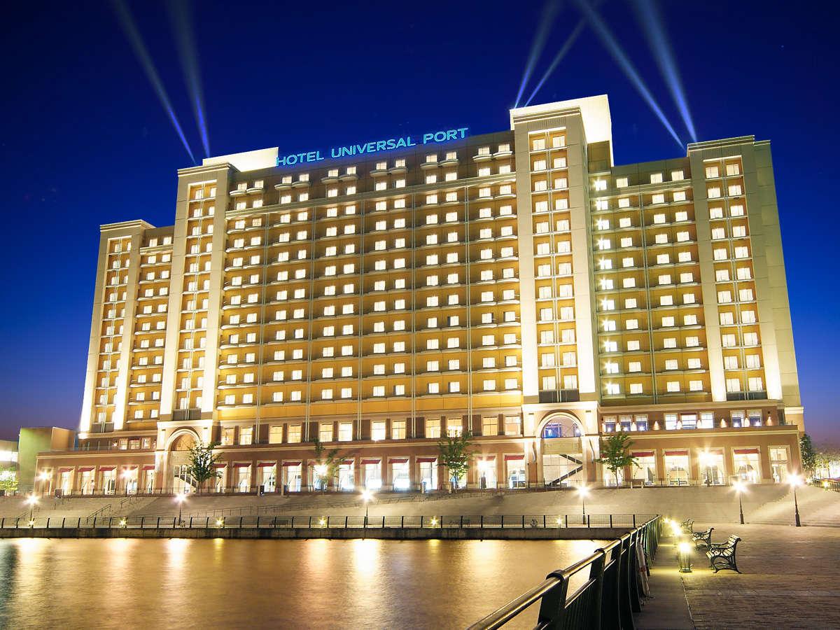 ホテルユニバーサルポートの宿泊は感動が多く、どれをとっても満足でした!