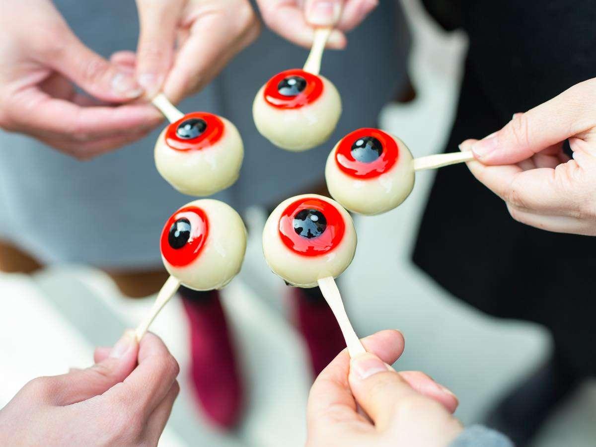 ◆妖菓!目玉おやじ