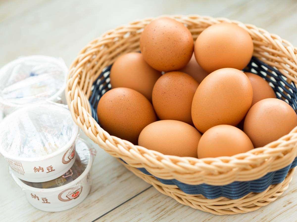 ☆納豆・生卵☆