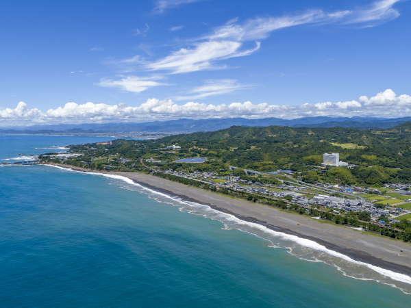 雄大な太平洋と自然豊かな景色に時間を忘れてゆったりお過ごしください。※写真はイメージです。