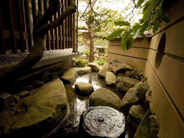 趣のある壁(京都の土)