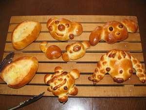 パン作り体験840円