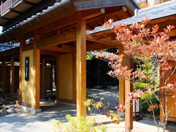 木の葉「入口」