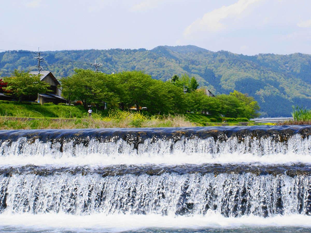 【鴨川/Kamogawa River 】