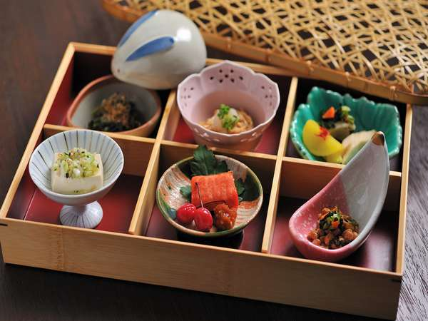 旬の数々seasonal yamagata food
