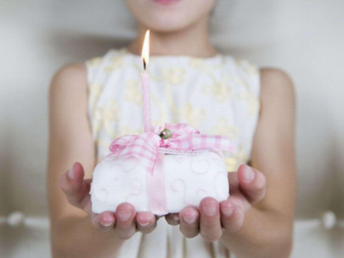 お子様の大切な誕生日に!