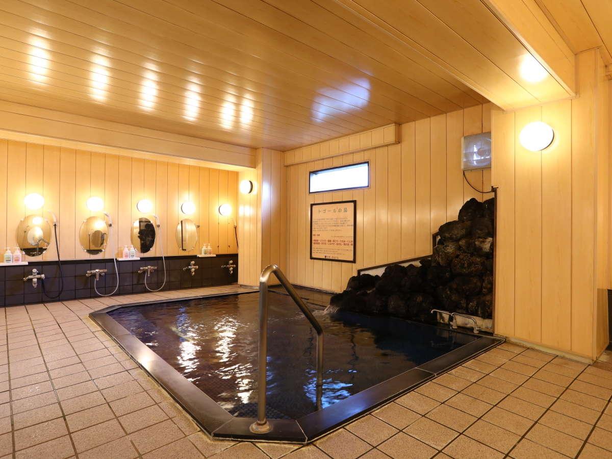 人工温泉トゴールの湯