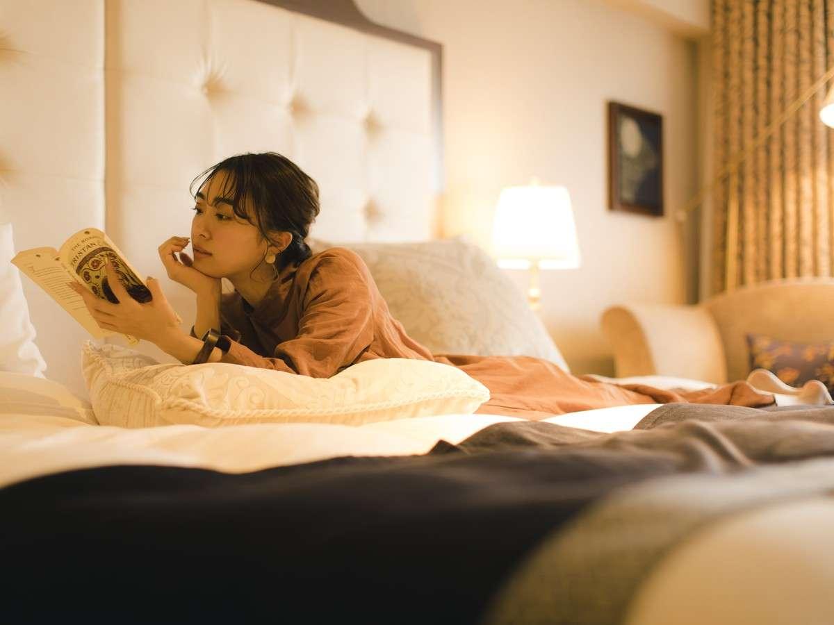 客室での過ごし方 イメージ