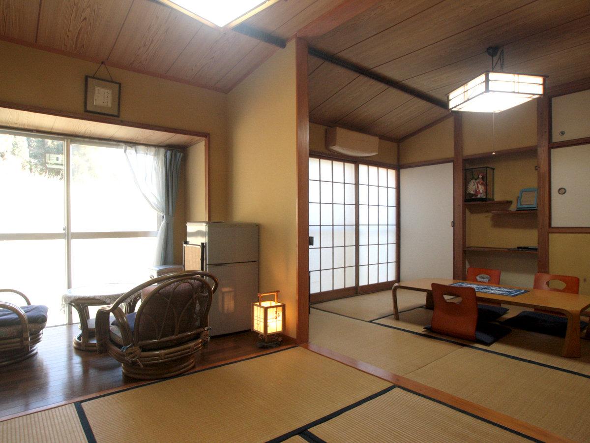 【花子】6畳+6畳和室