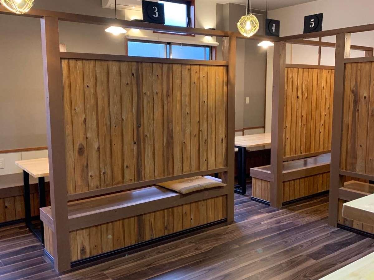 食堂スペース