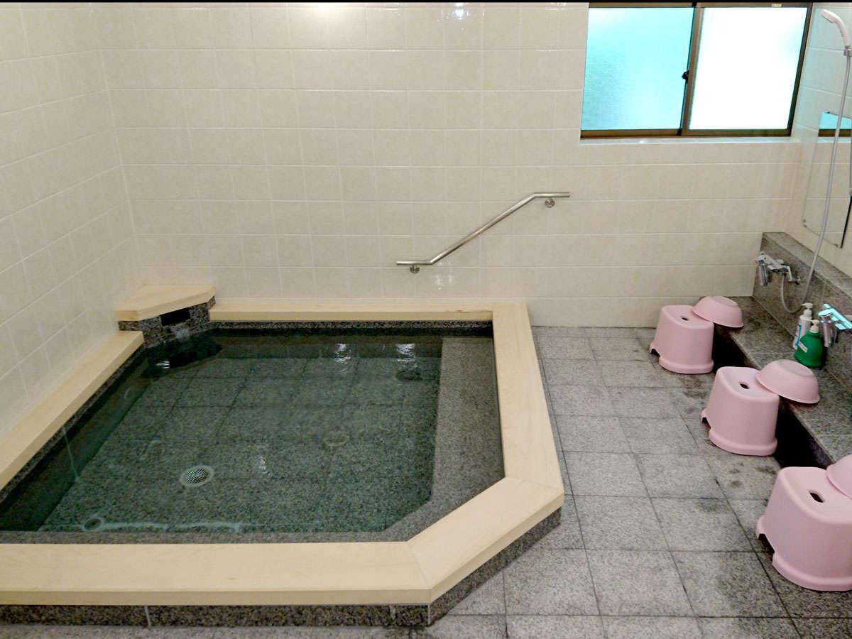 大浴場(女湯)/2016年6月に新大浴場完成!ご利用時間は原則16時から21時迄となります。