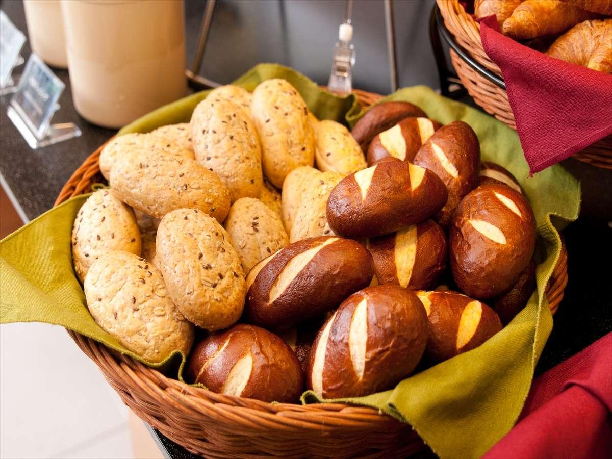 【Organic】日替わりでご提供する健康朝食ビュッフェが無料♪※イメージ
