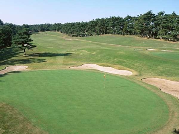 ゴルフ好きにはたまらない♪温泉&ゴルフ&宿泊☆彡3拍子揃ったお得なプランです。