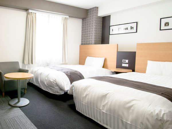 123cm幅ベッド×2台■ツインスタンダード■ポケットコイルマットレス&清潔なデュベスタイル寝具☆