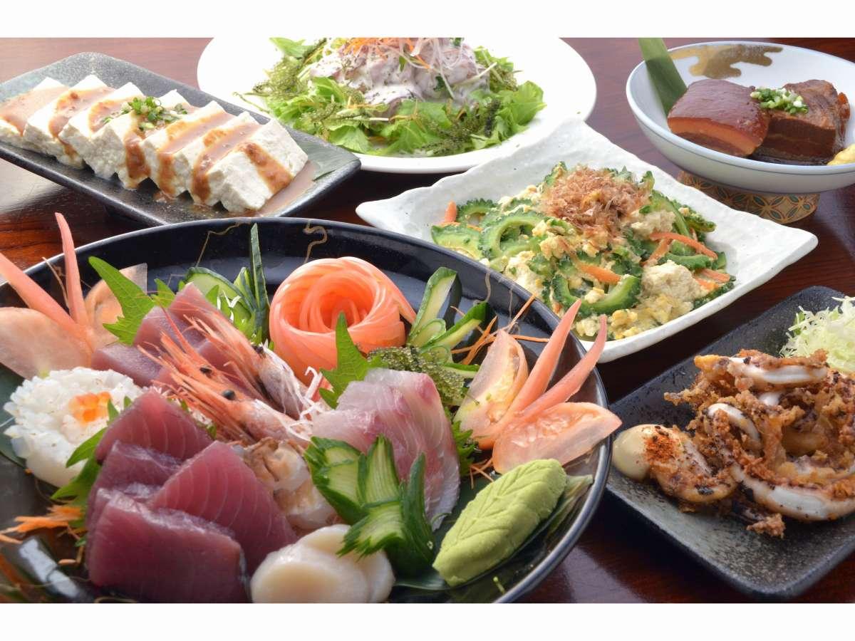 レストラン入江の料理