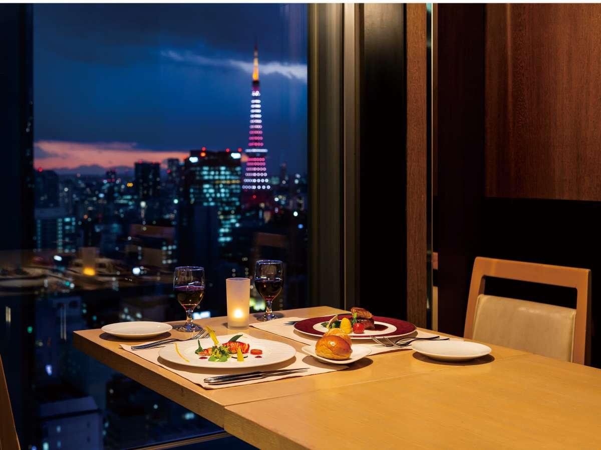 ハーモニーディナー東京タタワー側