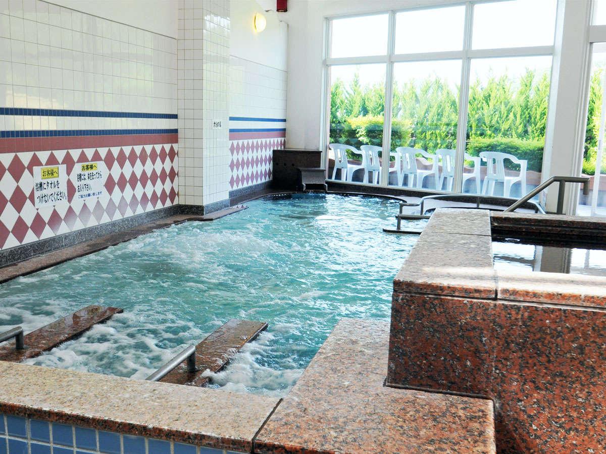 【大浴場内湯】宿泊者は無料でご利用いただけます