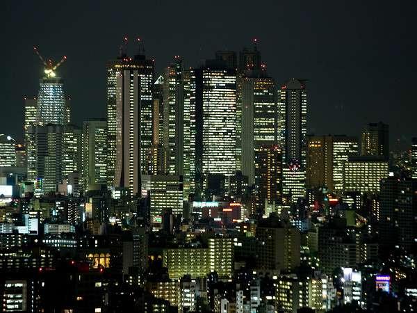 東京の夜景がきれいなホテル特集