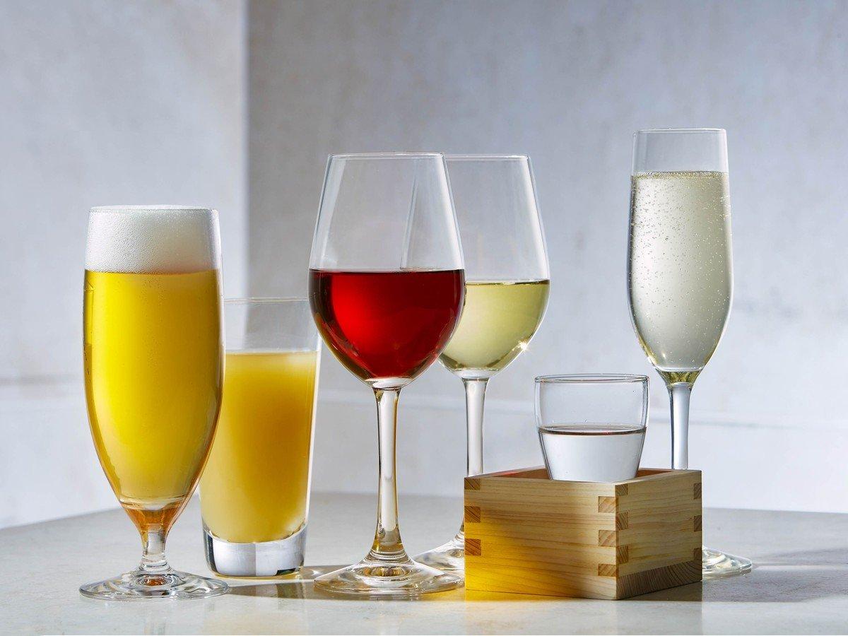 アルコールだけでなく、ジュースもご準備しております