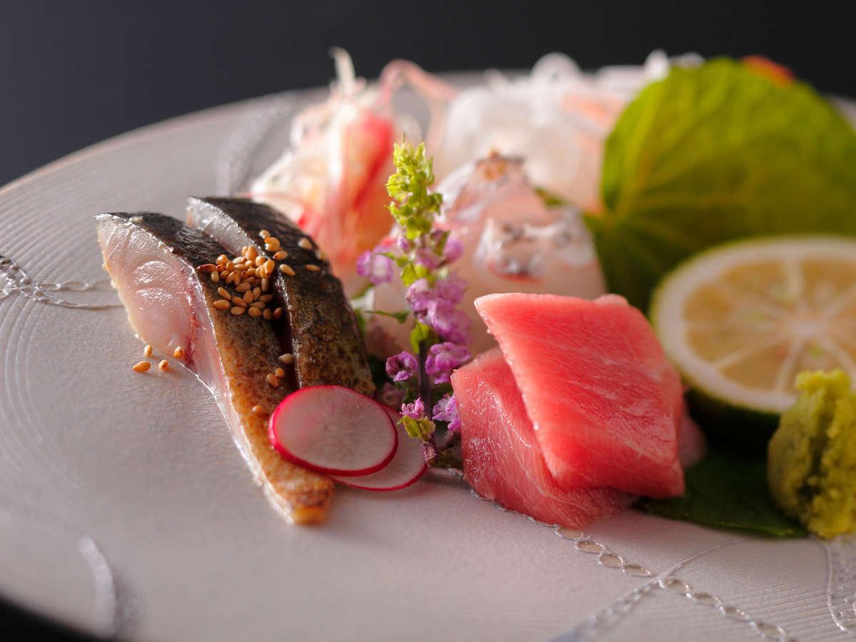 海の京都・山の京都、そして御食国。歴史と風土を感じる食体験を悠久の古都で