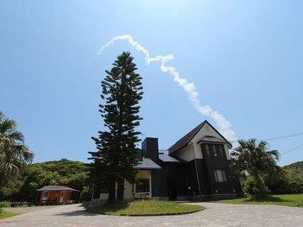 島宿HOPEとロケットロード