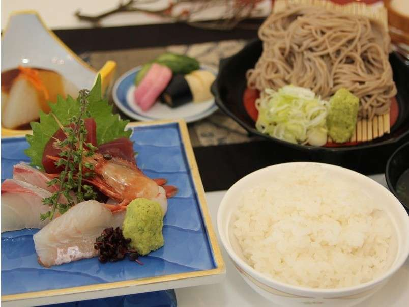 日替わり夕食①(一例)
