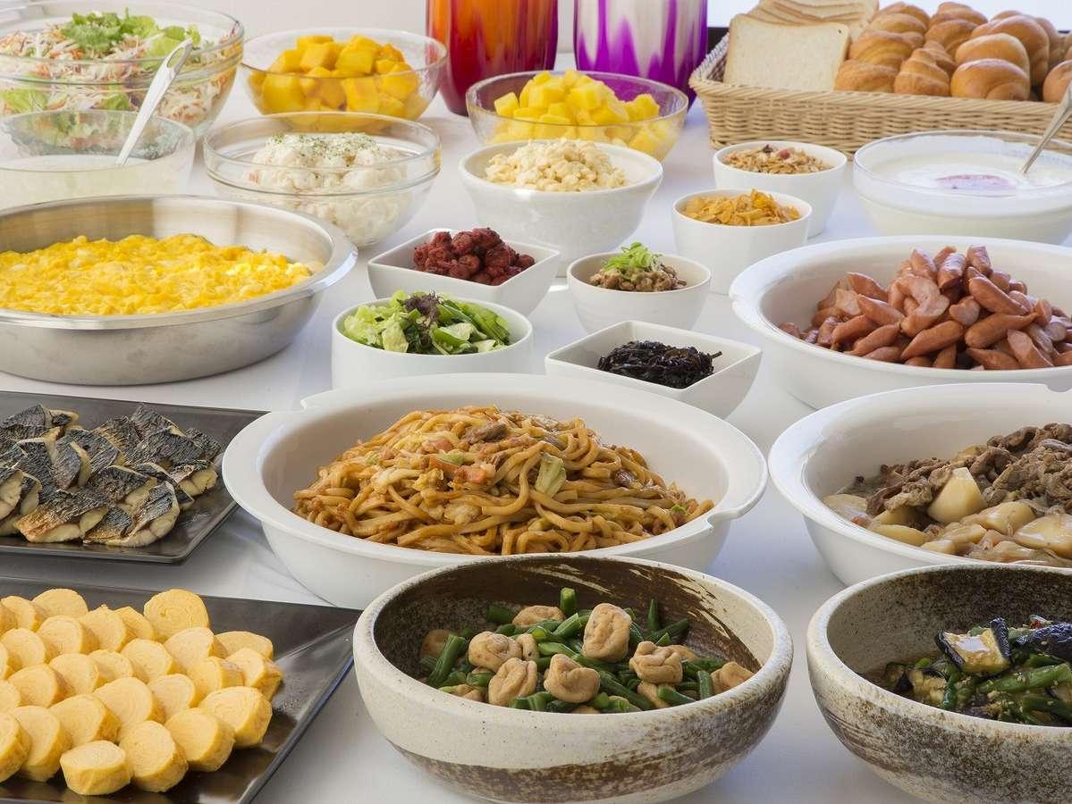 無料朝食「エコモニ」