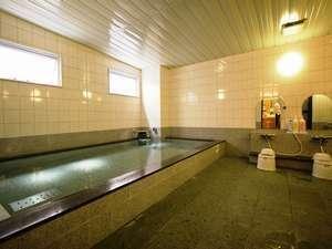 ◆地下1階の大浴場は人気の施設。ぜひご利用ください。