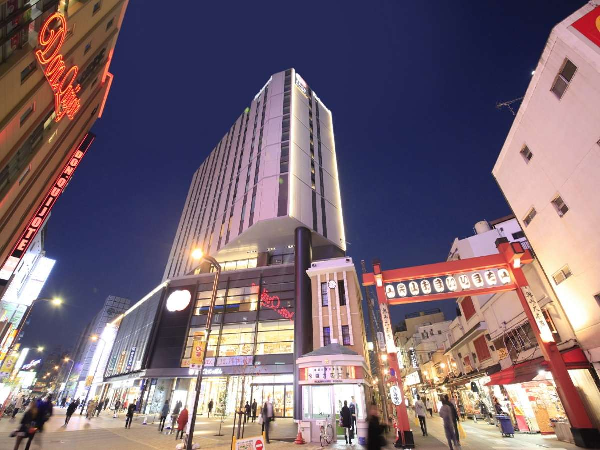 Richmond Hotel Premier Asakusa International Hotels Rooms Rates
