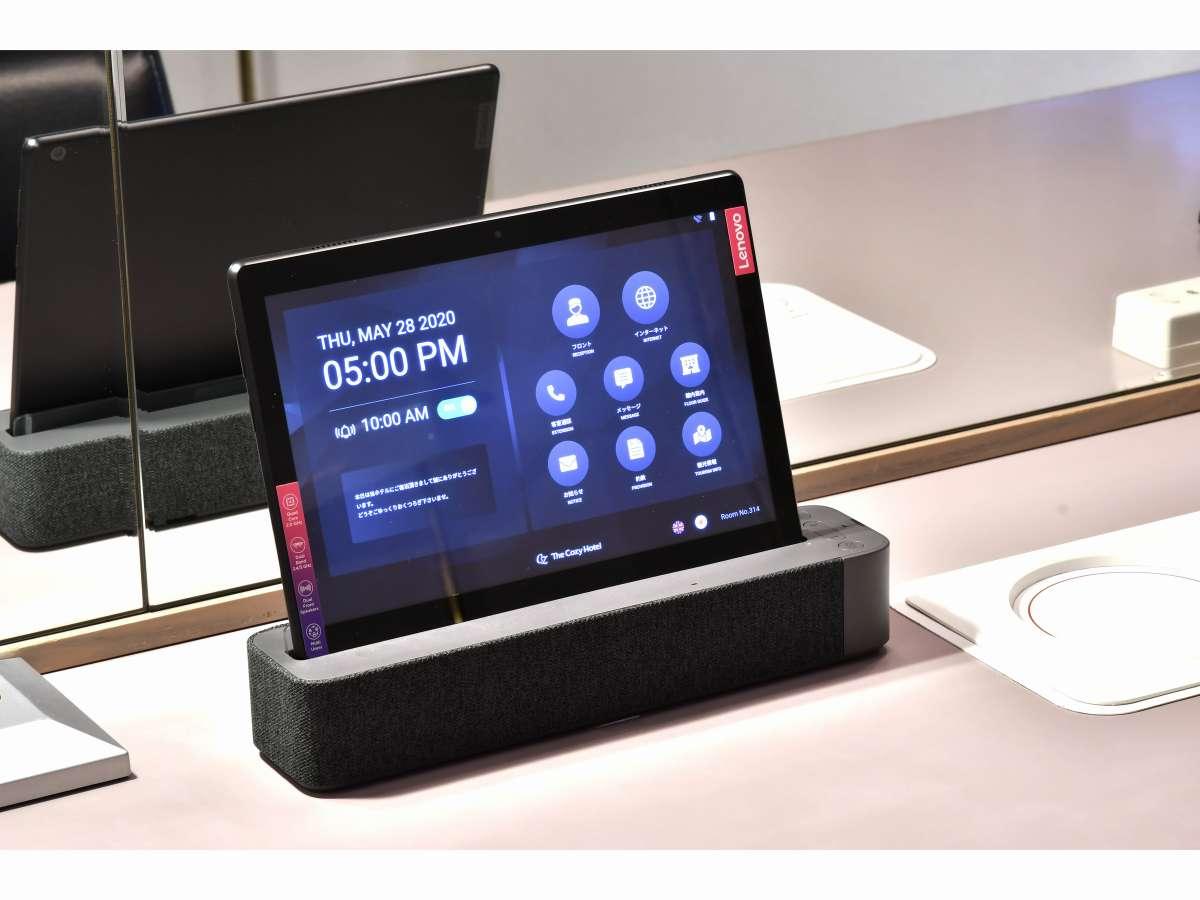 Lenovo 10インチ最新型タブレットで、インターネットもYouTubeも無料でお楽しみいただけます。