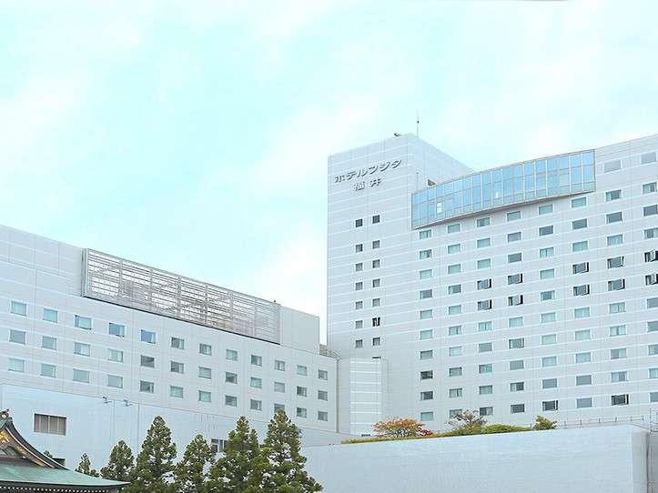 ホテルフジタ福井 外観