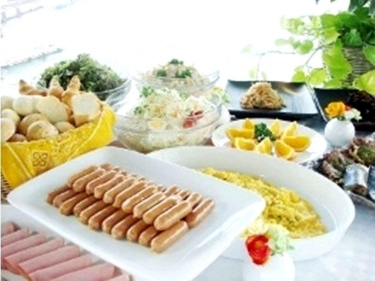 小倉ベイホテル第一の朝食は爽やかな朝を演出いたします★
