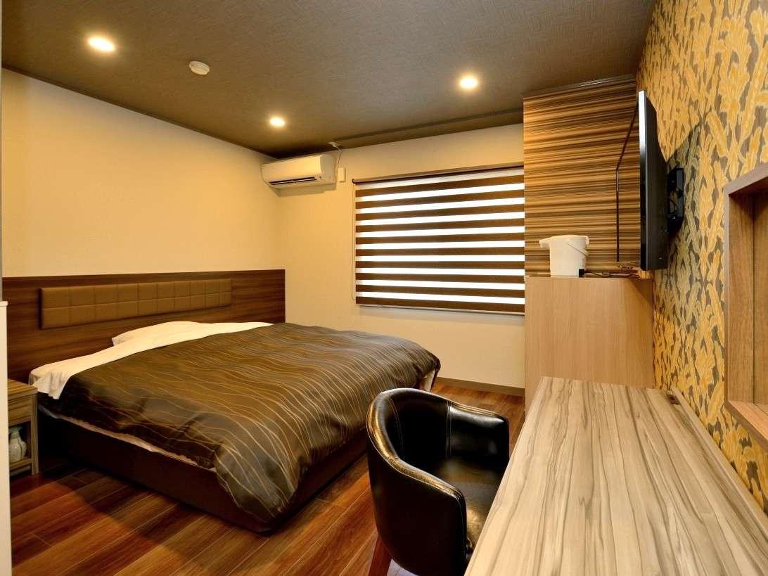 シングルルーム(ベッド幅1,500)