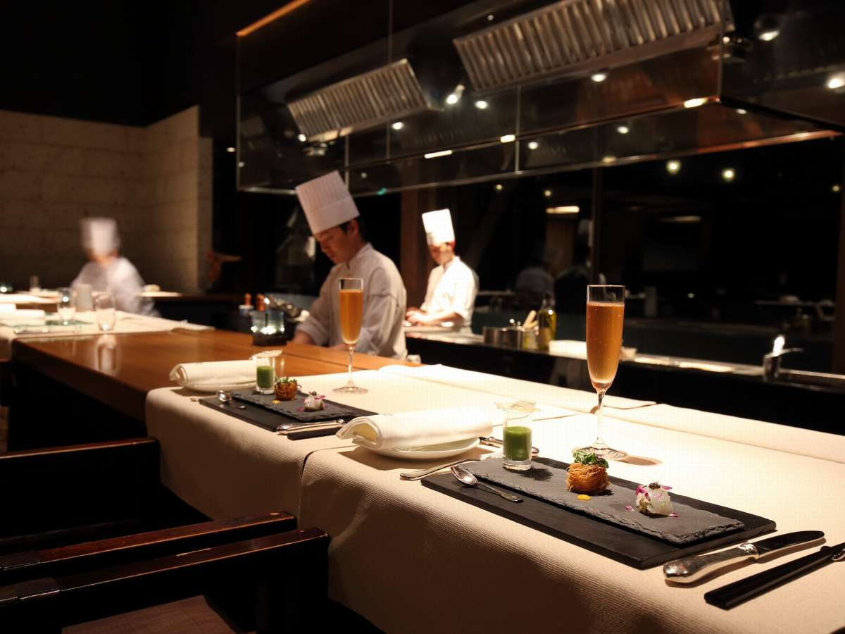 sankara hotel&spa屋久島 レストラン