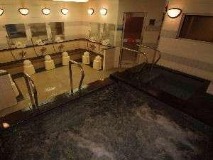 赤羽初!北海道秘湯 二股ラジウム温泉誕生!一日の疲れを癒す大浴場には2タイプのサウナ室を完備!