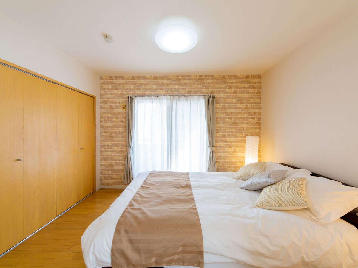 【客室】寝室スペース