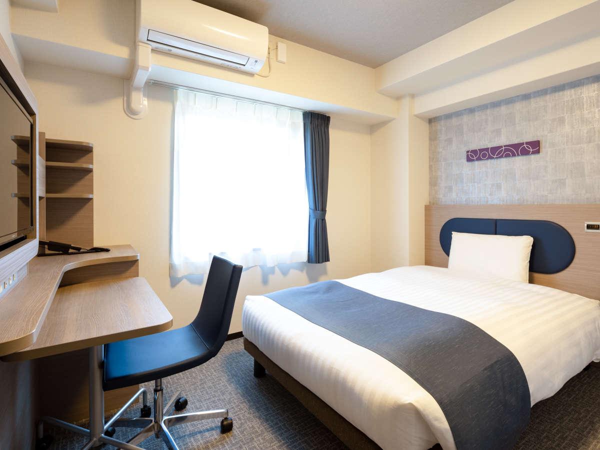 ◆ダブルスタンダード◆ベッド幅140cm×1台◆15~19㎡◆