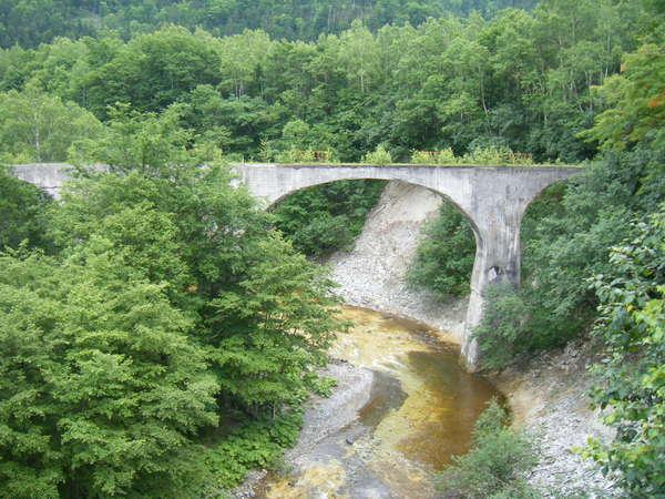 第5音更川橋梁
