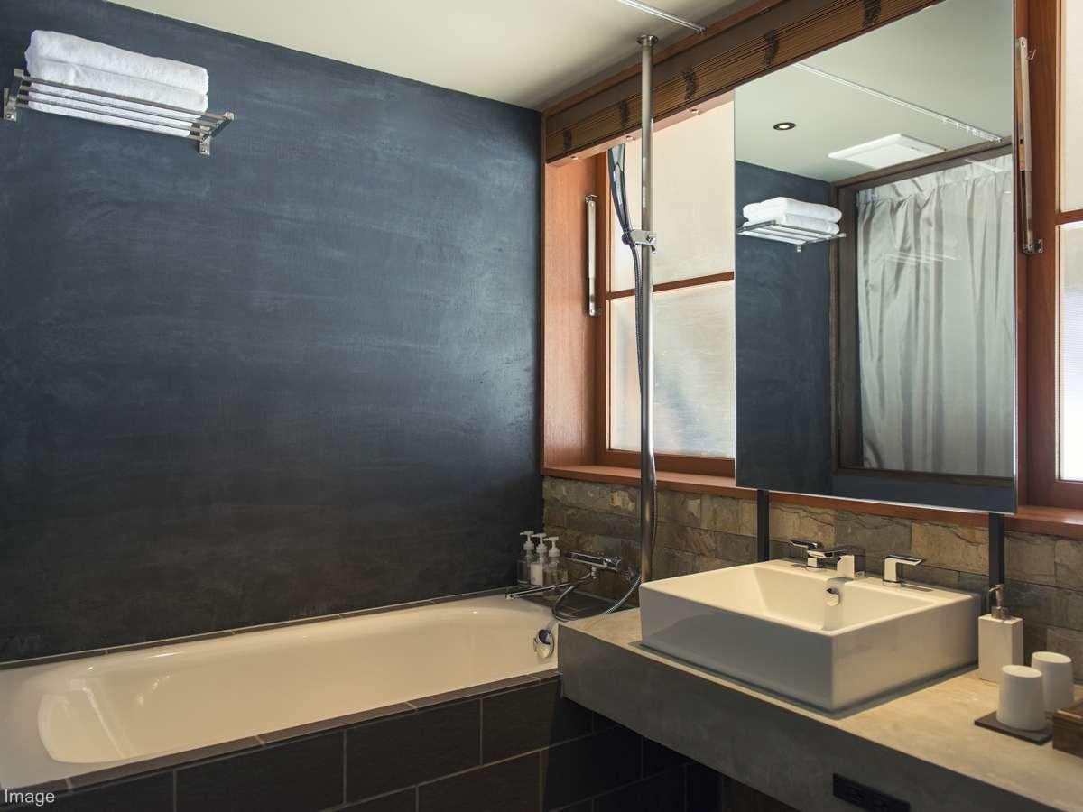 ■バスルーム/スタンダードツイン一例