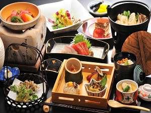【お料理】田沢湖高原四季コース一例