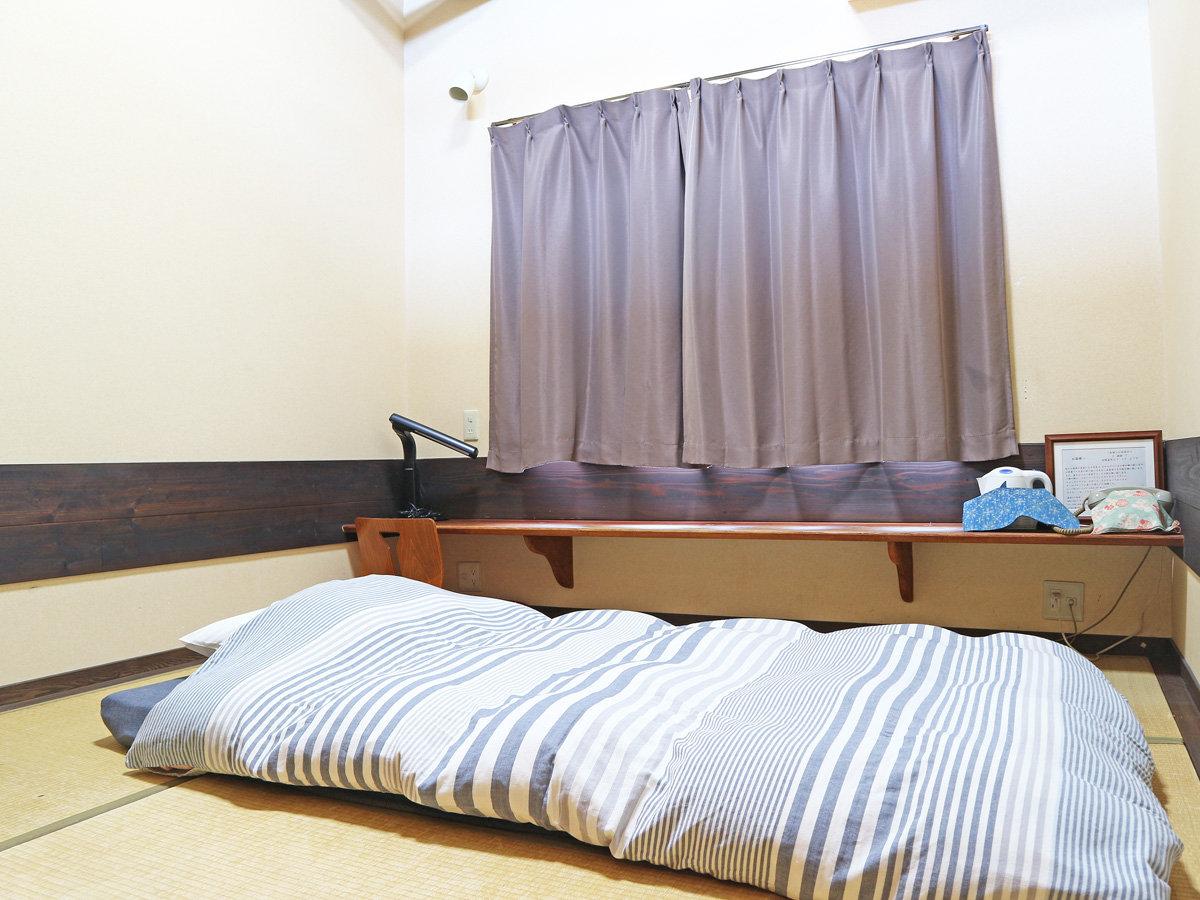 *【和風コテージ】家具も一通り揃っているので、中長期での宿泊に便利!
