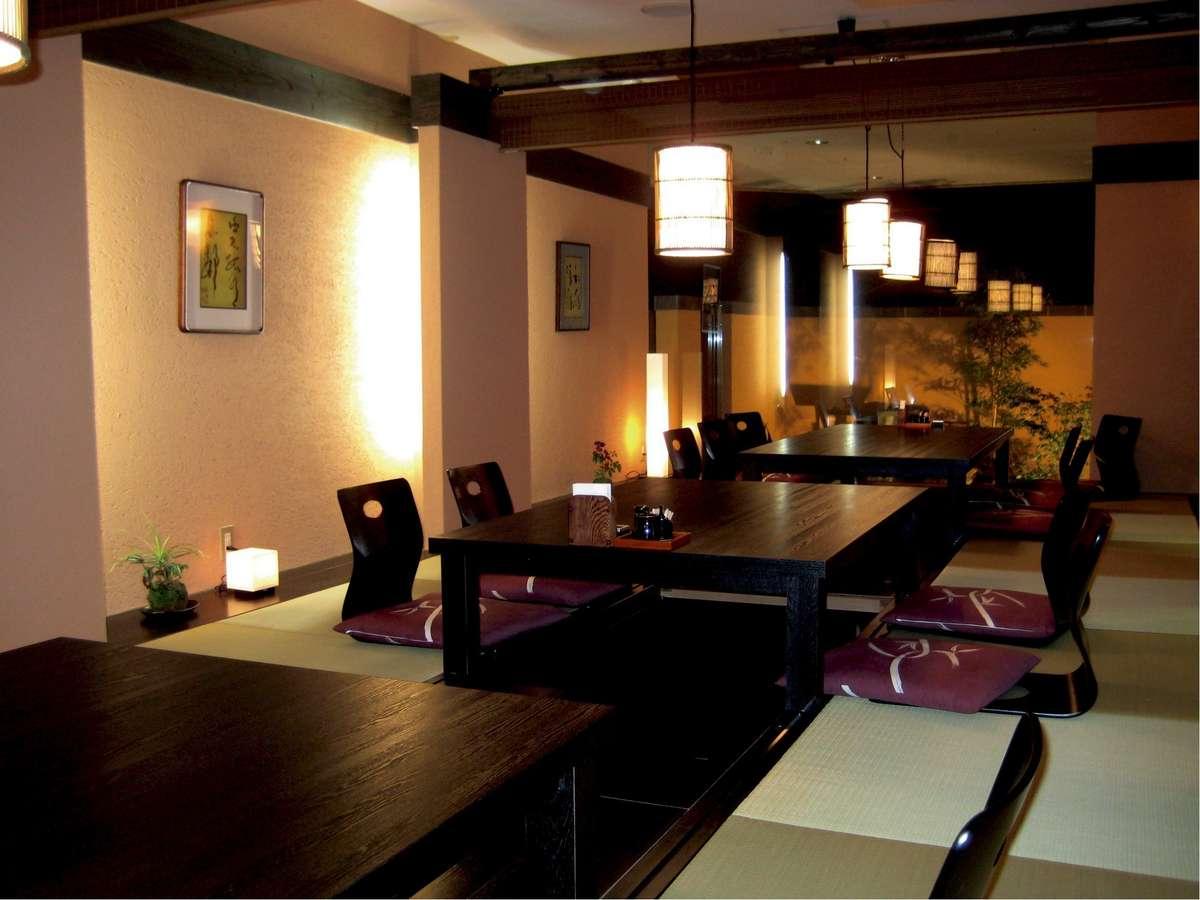 レストラン「松花」(掘りこたつ席)