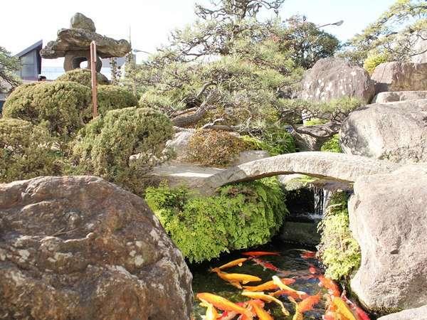 ホテル石庭自慢の『日本庭園』3
