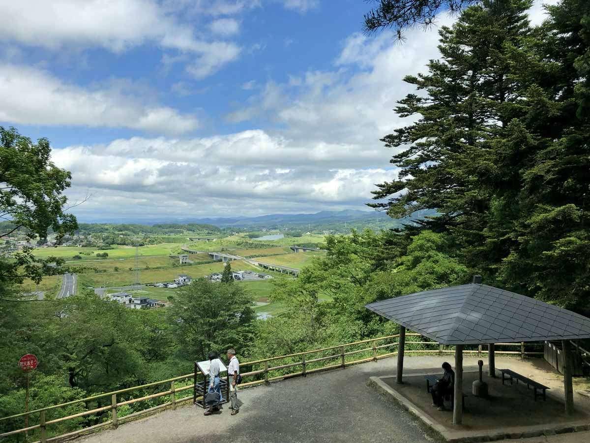 【周辺観光】《世界遺産・中尊寺》当館から徒歩で約10分