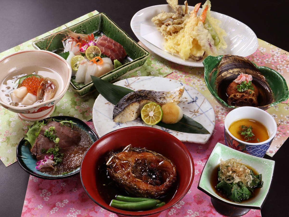 【スタンダード】メインの鯉のうま煮は臭みも少なく身も柔らかい自慢の逸品♪