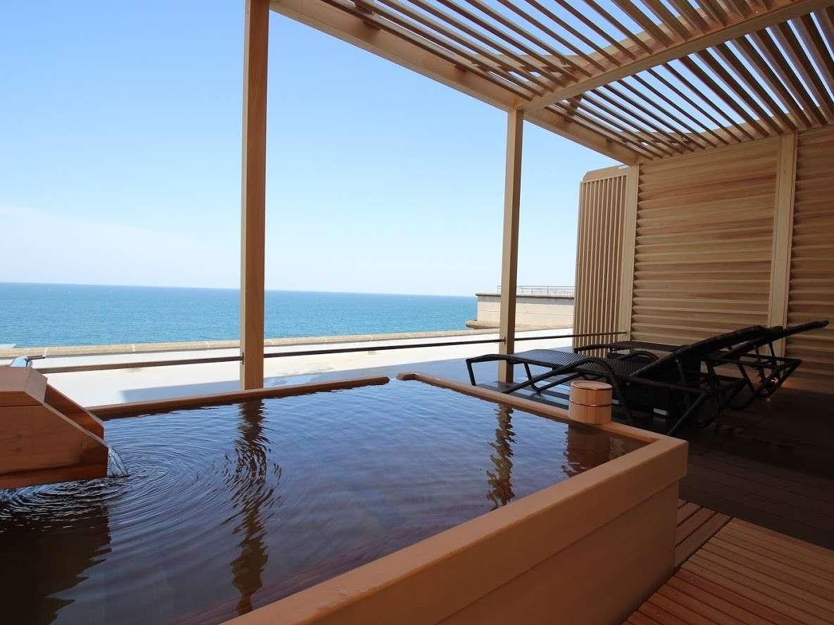 201 紫苑-しおん-絶景の露天風呂付客室